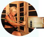 Luxsauna Reviews for handicap fitness